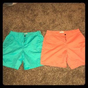 Kim Rodgers shorts